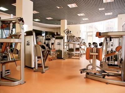 Фитнес-клуб «Альпийский»