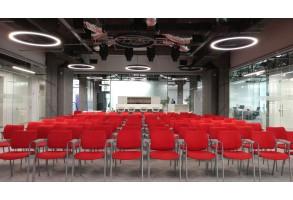 Конференц-залы с профессиональной цифровой беспроводной системой Shure ULX-D